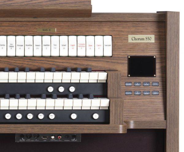 Viscount Chorum 50 S (Compact) detail 1